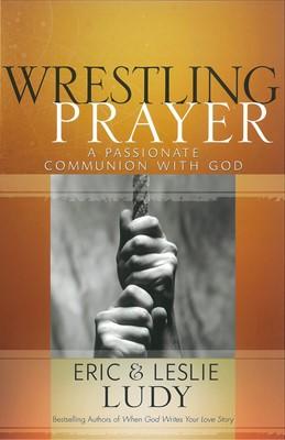 Wrestling Prayer (Digital delivered electronically)