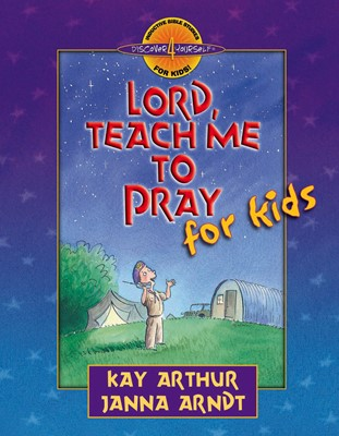Lord, Teach Me to Pray for Kids (Digital delivered electronically)
