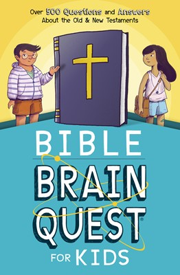 Bible Brain Quest® for Kids (Digital delivered electronically)