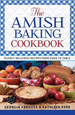 The Amish Baking Cookbook (Digital delivered electronically)