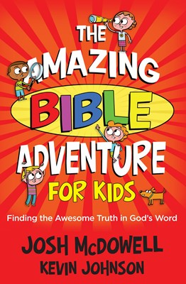 The Amazing Bible Adventure for Kids (Digital delivered electronically)