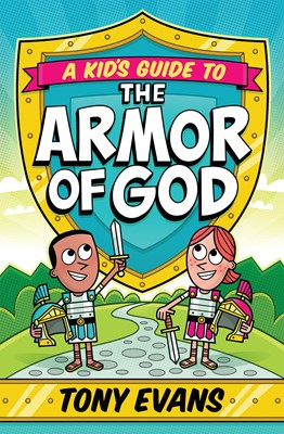 A Kid's Guide to the Armor of God (Digital delivered electronically)