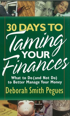 30 Days to Taming Your Finances (Digital delivered electronically)