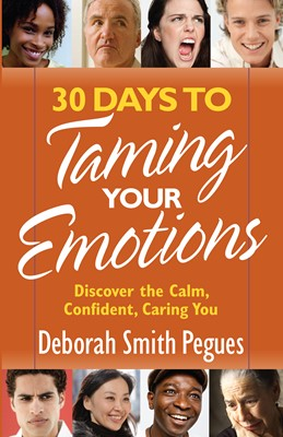30 Days to Taming Your Emotions (Digital delivered electronically)