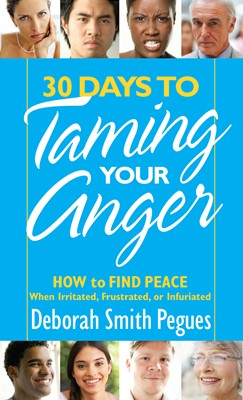 30 Days to Taming Your Anger (Digital delivered electronically)