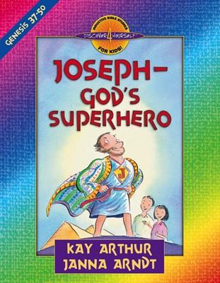 Joseph--God's Superhero (Digital delivered electronically)