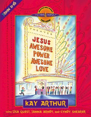 Jesus--Awesome Power, Awesome Love (Digital delivered electronically)