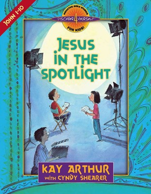 Jesus in the Spotlight (Digital delivered electronically)