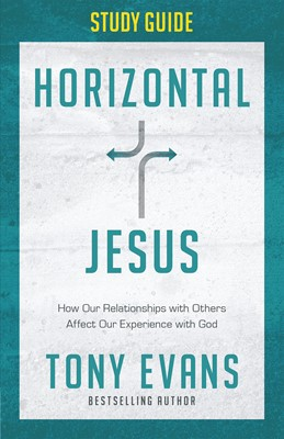 Horizontal Jesus Study Guide (Digital delivered electronically)