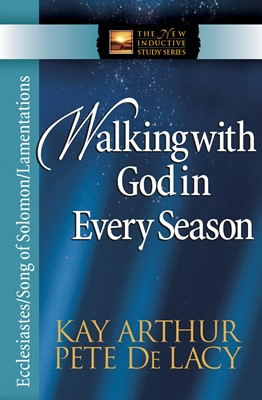 Walking with God in Every Season (Digital delivered electronically)