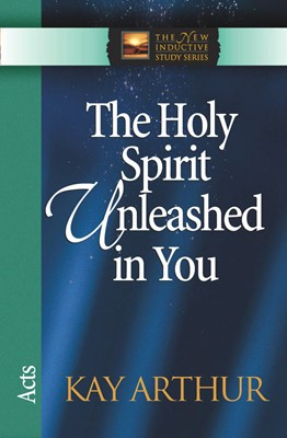 The Holy Spirit Unleashed in You (Digital delivered electronically)