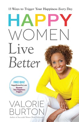Happy Women Live Better (Digital delivered electronically)