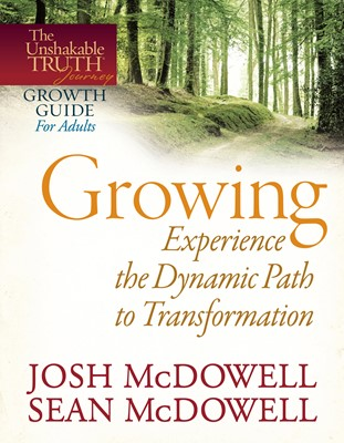Growing--Experience the Dynamic Path to Transformation (Digital delivered electronically)