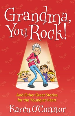 Grandma, You Rock! (Digital delivered electronically)