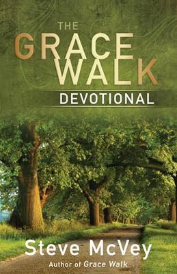 The Grace Walk Devotional (Digital delivered electronically)