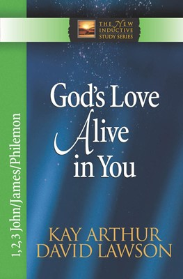 God's Love Alive in You (Digital delivered electronically)