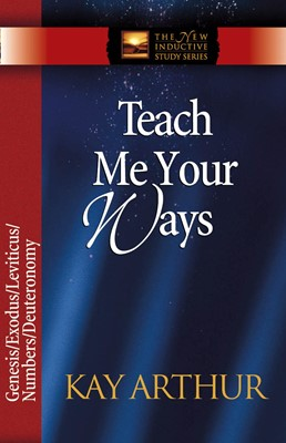 Teach Me Your Ways (Digital delivered electronically)