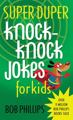 Super Duper Knock-Knock Jokes for Kids (Digital delivered electronically)
