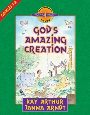 God's Amazing Creation (Digital delivered electronically)