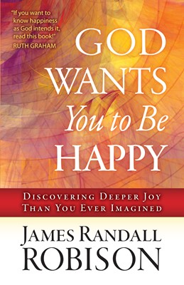 God Wants You to Be Happy (Digital delivered electronically)