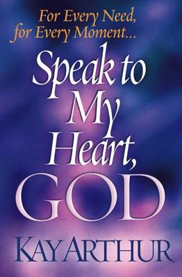 Speak to My Heart, God (Digital delivered electronically)