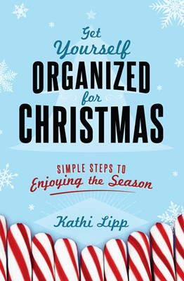 Get Yourself Organized for Christmas (Digital delivered electronically)