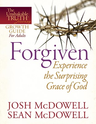 Forgiven--Experience the Surprising Grace of God (Digital delivered electronically)
