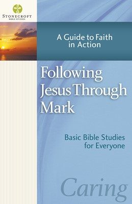 Following Jesus Through Mark (Digital delivered electronically)