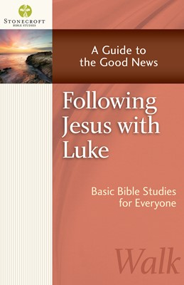 Following Jesus with Luke (Digital delivered electronically)