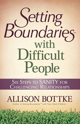 Setting Boundaries® with Difficult People (Digital delivered electronically)