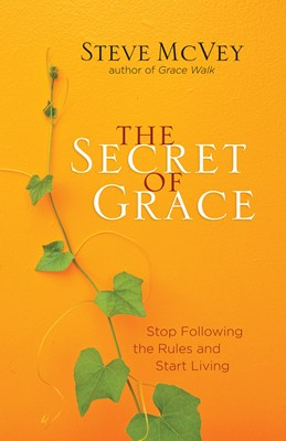 The Secret of Grace (Digital delivered electronically)