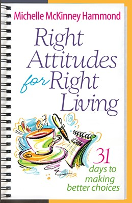 Right Attitudes for Right Living (Digital delivered electronically)