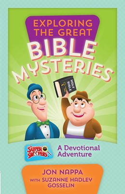 Exploring the Great Bible Mysteries (Digital delivered electronically)