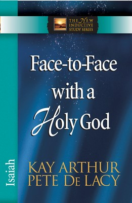 Face-to-Face with a Holy God (Digital delivered electronically)