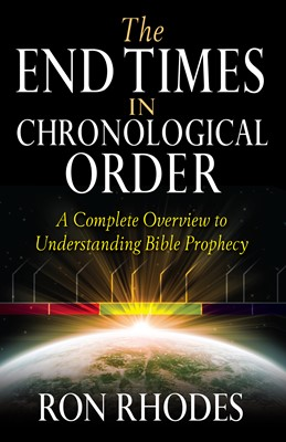 The End Times in Chronological Order (Digital delivered electronically)