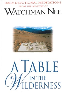 A Table in the Wilderness (eBook)