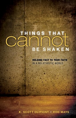 Things That Cannot Be Shaken (eBook)