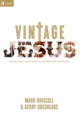 Vintage Jesus (eBook)