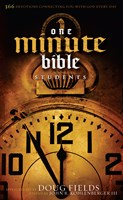 HCSB One Minute Bible for Students
