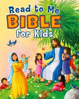 Read to Me Bible for Kids
