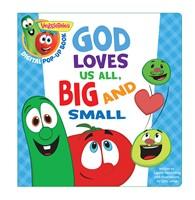VeggieTales: God Loves Us All, Big and Small, a Digital Pop-Up Book