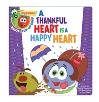 VeggieTales: A Thankful Heart Is a Happy Heart, a Digital Pop-Up Book