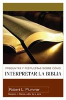 Preguntas y respuestas interpretar Biblia