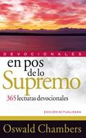 En pos de lo Supremo. 365 lecturas devocionales