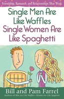 Single Men Are Like Waffles—Single Women Are Like Spaghetti