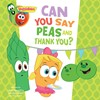 VeggieTales: Can You Say Peas and Thank You?, a Digital Pop-Up Book