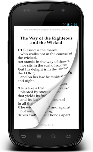 CLC eBooks app for Android phones and tablets