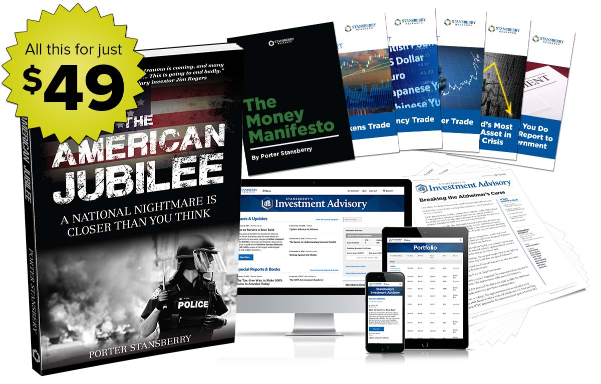 The American Jubilee bundle