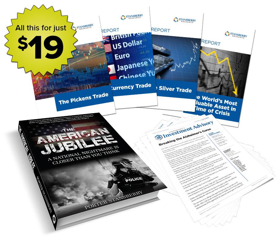 The American Jubilee bundle