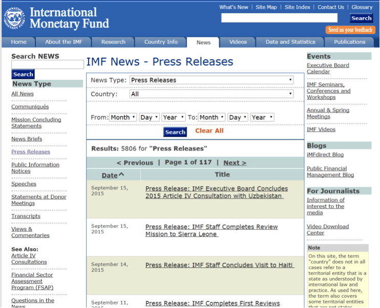 Topics tagged under 2 on Established in 2006 as a Community of Reality - Page 9 Imf-trw-press-releases